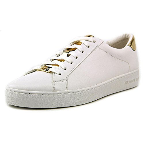 femmes-michael-kors-baskets-basses-43s5irfs2l-irving-lace-up-blanc-or-39-bianco-oro