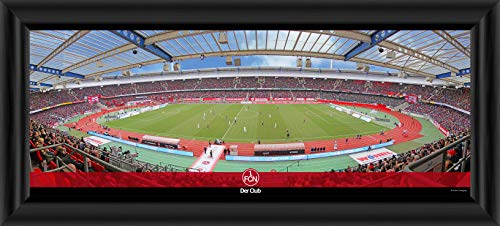 1. FC Nürnberg Panorama Wandbild Stadion -