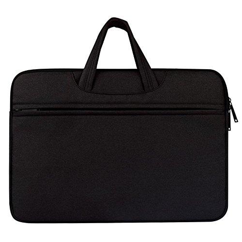 GIGIEroch-MB Laptop-Tasche große Business-Tasche Laptop Handtasche Aktentasche Tasche Satchel Tablet Bussiness Tragetasche Hülle für Frauen Männer Umhängetasche Aktentasche Herrentasche (Ipad Air Oem Ladegerät Apple)
