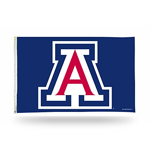 NCAA Arizona Wildcats Banner Flag 3-Foot by