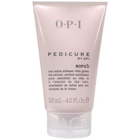 OPI Pedicure Scrub 1er Pack(1 x 125 milliliters)