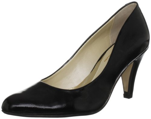 Van Dal Womens Holt Court Shoes 1846150 Black 4 UK, 37 EU,...