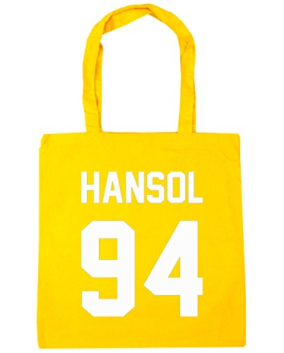 hippowarehouse-hansol-94-printed-on-the-black-tote-shopping-gym-beach-bag-42cm-x38cm-10-litres
