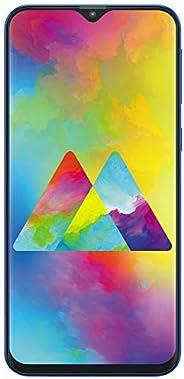 Samsung Galaxy M20 Dual SIM 32GB 3GB RAM 4G LTE (UAE Version) - Ocean Blue - 1 year local brand warranty