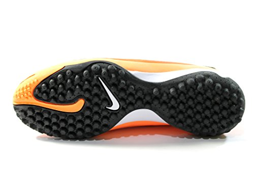 NIKE 599847-800GS SC JR HYPERVENOM TF HO800 ARANCIO hyper crimson-white-black-atomic orange