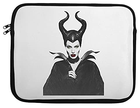 Angelina Jolie Maleficent Laptop Case 13
