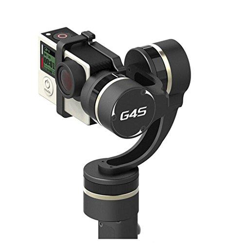 Feiyu Tech G4S 4 Modes 360 ° Portable Stabilisateur...