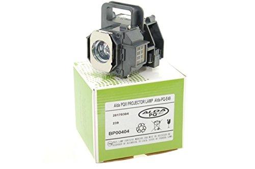 Alda PQ-Premium, Beamerlampe / Ersatzlampe kompatibel mit EPSON EH-TW3200, EH-TW3500, EH-TW3600, EH-TW2900 Projektoren, Lampe mit Gehäuse