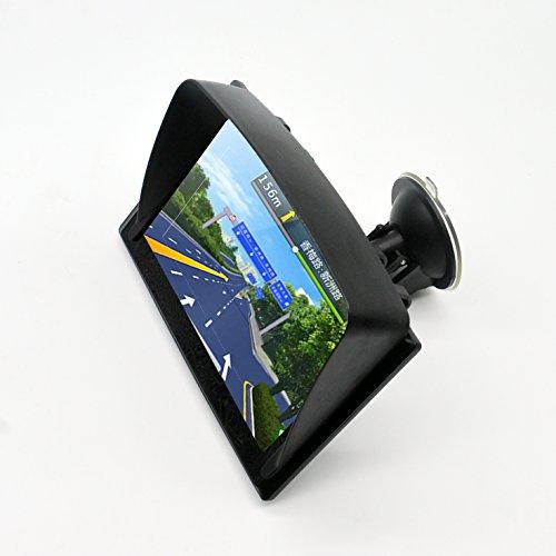 Navigationsgerät 15cm (7 Zoll) Display für LKW und WOHNMOBIL ,lebenslange Kartenupdates