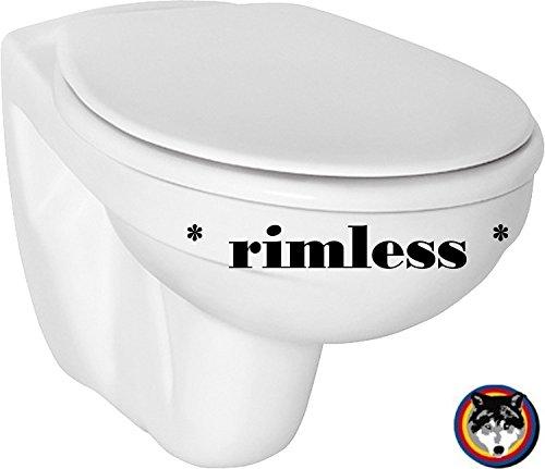 Wand WC Ideal Standard *Eurovit* Spülrandlos Rimless + Haro WC Sitz Softclose TakeOFF