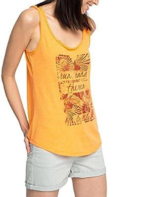 edc by Esprit Women's 066cc1k003 Sleeveless Vest