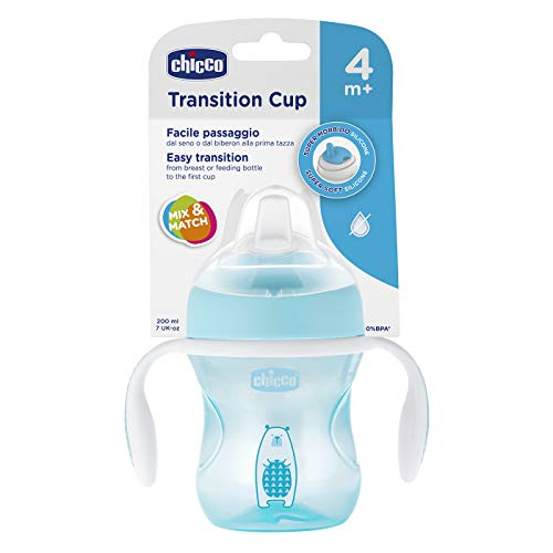 Chicco Transition Cup, Boy, Blue
