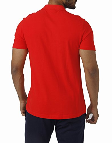 2014-2015 Arsenal Puma Fan Polo Shirt (Red) Red