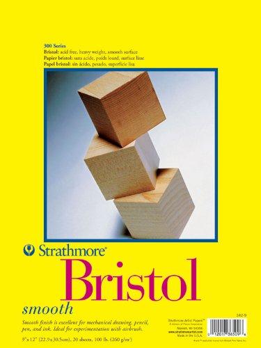 strathmore-serie-300-bristol-junta-superficie-lisa-bloc-de-papel-19-x24-ideal-para-lapiz-de-grafito-