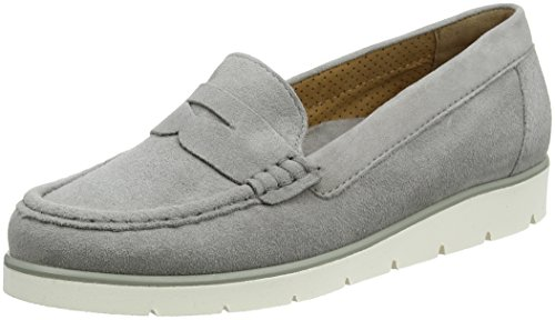 Gabor Damen Casual Slipper Grau (Grau)