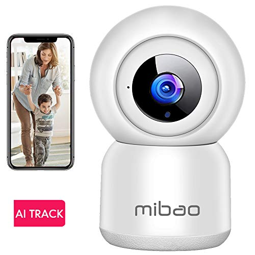 Cámara Vigilancia WiFi Mibao 1080P Cámara IP Inalámbrica