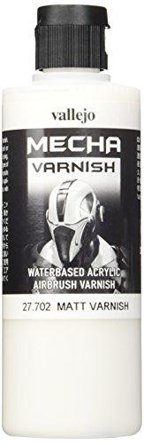 Vallejo 200ml'AV Mecha colore acrilico Airbrush Colour-laccato opaco