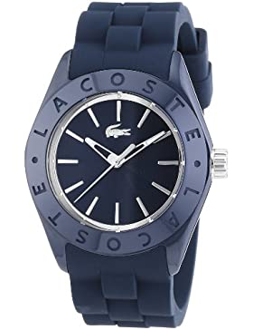 Lacoste Damen-Armbanduhr Analog Quarz Keramik 2000725