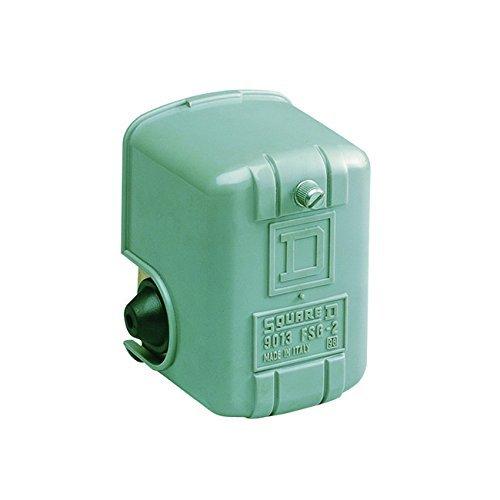 en fsg2Druck Schalter, Serie FSG, verstellbarem Maßstab 2grenzwerten, 2NC Snap Action Kontakte, 4.6Bar ()