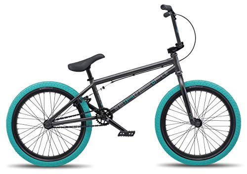"wethepeople CRS 20"" 2019 BMX Rad - Matt Anthracite 