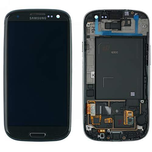Samsung Galaxy S3 GT-i9300 Display LCD Modul Touchscreen Glas grau - GH97-13630F Samsung Lcd-modul