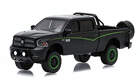 2014 Dodge Ram 1500 Pickup Truck Custom Black All Terrain