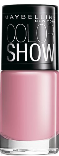 Maybelline Color Show Nail Enamel, Pinklicious