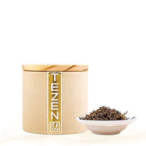 Honig Jin Jun Mei Schwarzer Tee aus China | Hochwertiger chinesischer Schwarztee | Beste Teequalität direkt von preisgekrönten Teegärten | Ideal für alle Teeliebhaber und als Geschenk