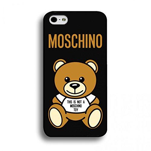 6 Vuitton Louis Fall (Cool Moschino Schutzhülle Moschino Telefon Fall zurück Displayschutzfolie Moschino iPhone 66S (11,9cm) Telefon Fall)