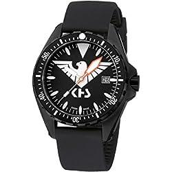 KHS Tactical Watches MissionTimer 3   Eagle One KHS.MTE.SB Militär Armbanduhr