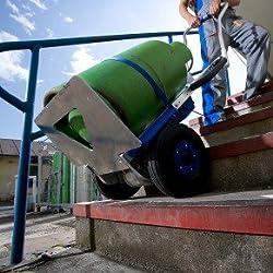 Diable électrique monte escalier pliant - Charge 170kg