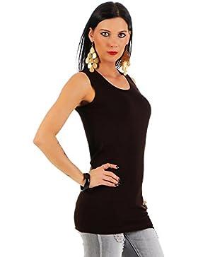 Mellice - Camiseta sin mangas - Básico - para mujer