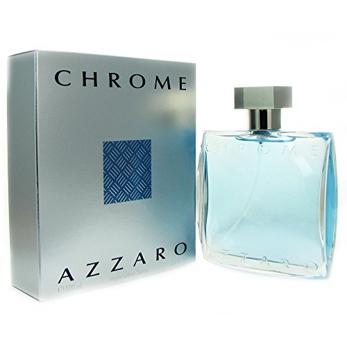Azzaro Chrome pour Homme Eau De Toilette 100ml for Men