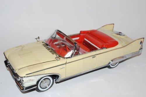 Sun Star Plymouth Fury Open Cabrio 1960 Beige 1/18 Modell Auto - Auto Plymouth Modelle