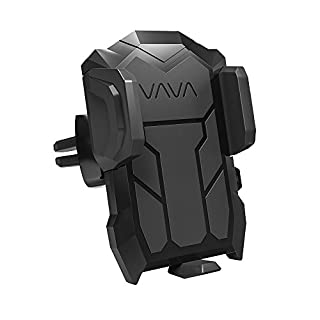 VAVA Cars Phone Holder, Car Phone Mount 360° Rotatable Joint for iphone XS XR XS MAX and Smartphones