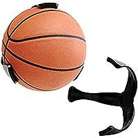 Soporte de pared para guardar pelotas de baloncesto, voleibol, fútbol, etc.; de Scoolr