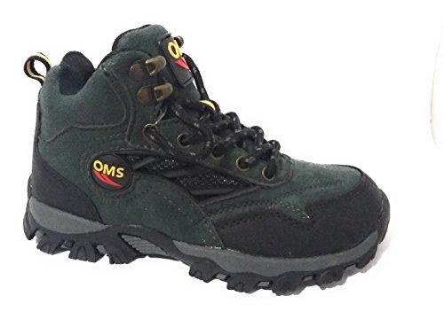 OMS Original marines TREKKING scarpe scarponcini alte grigio NR32