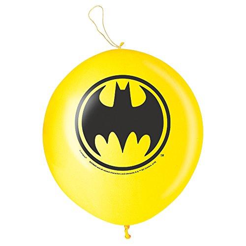 ons 2 Stück gelb-schwarz 40cm Einheitsgröße (Gelb Ballon)