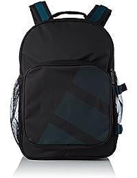 adidas BP Little Kids, Sac à Dos Mixte Enfant, Noir (Negro/Vermis), 24x36x45 Centimeters (W x H x L)