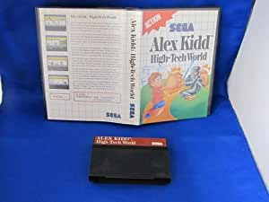 Alex Kidd: Hight-tech World