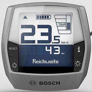 Bosch E-Bike Intuvia Display Active Line Original Bosch Ersatzteil
