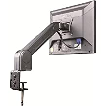 """TradeMount Soporte de Mesa para Monitor de un Brazo con Dispositivo de apriete inclinable para ViewSonic 32"""" XG3202-C"""