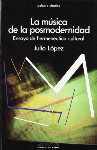 La musica de la posmodernidad por J. Lopez