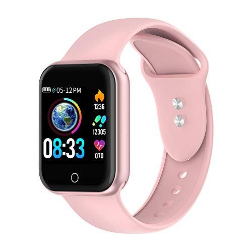 Reloj Inteligente, 1.4 Inch Smartwatch with Monitoreo de presión Arterial, Pulsómetro Impermeable...