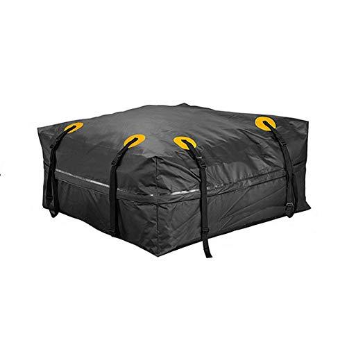 wasserdichte Auto-Dachträger-Dach-Cargo-Bag-Box Leicht Zu Installieren Weiche Dachgepäckträger Mit Breiten Trägern Am Besten Für Reisende Autos Vans SUVs