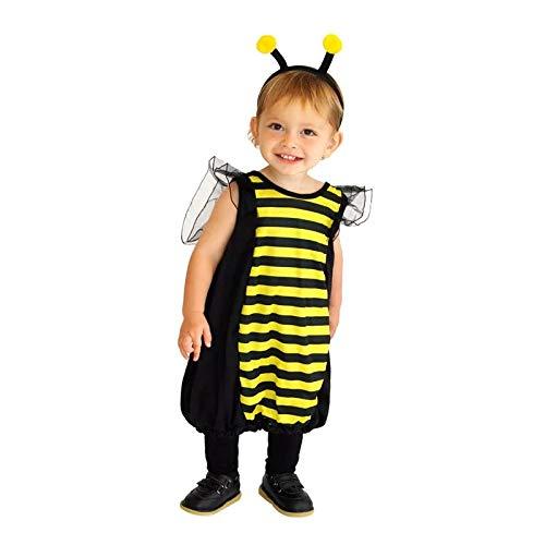 Bee Kostüm Little - Xiaoludian Halloween Cosplay Kostüm Anime Biene Cosplay Kostüm Halloween Kinder Kostüme (größe : Little Bee Costume(L))