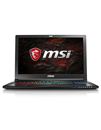 MSI GS63VR 7RF-262 Stealth PRO Notebook