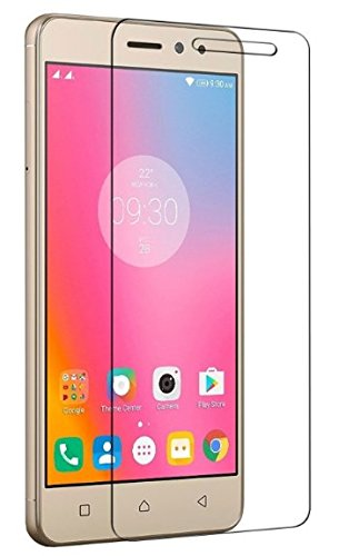 Tidel 2.5D Curved Tempered Glass Screen Guard Protector For Lenovo K6 Power  available at amazon for Rs.95