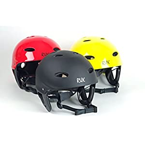 413n4skcS1L. SS300  - RUK Rapid Kayak Canoe Watersports Helmet CE Approved