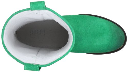 HIP D1887 D1887-132-65BS-0000-0000, Stivaletti donna Verde (Grün (Green))